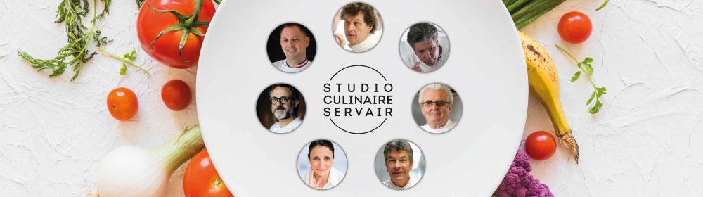 Studio culinaire Servair ®