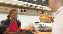 Air Lounge Café