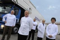 Membres du Studio culinaire Servair